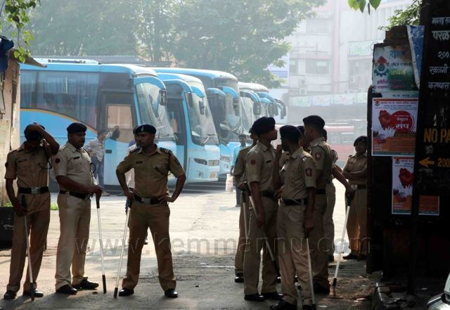 MSRTC stalemate on: Lakhs of passengers face hardships as buses stay off road.