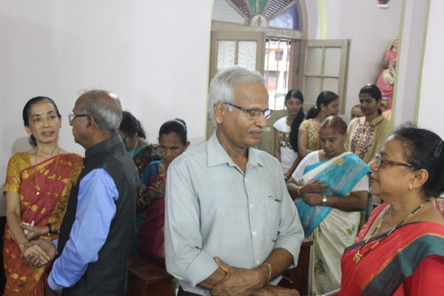 Marriage Enrichment Program held at Kemmannu Church.