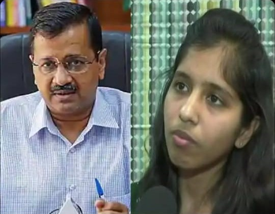 Delhi CM Arvind Kejriwal's daughter gets scammed