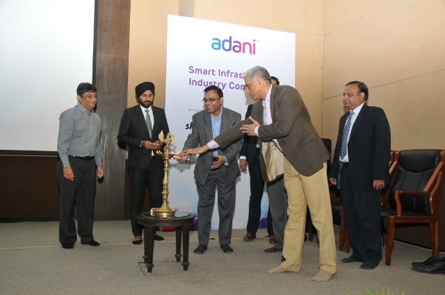 Adani Institute Of Infrastructure Management holds a seminar on Smart Infrastructure
