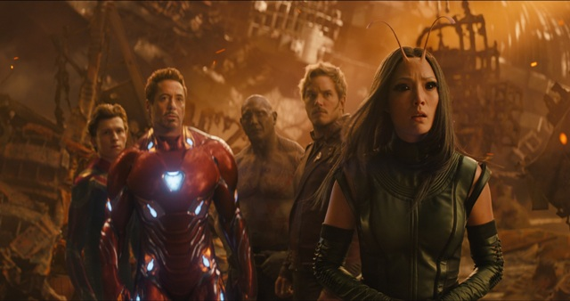 3D Thrills to the Latest Hollywood Hit Avengers: Infinity War