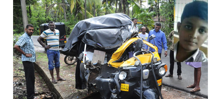 Teenager injured in road mishap, succumbs