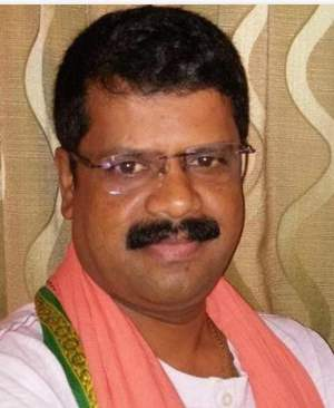 Kulaidy Suresh Nayak has been elected as BJP New District President