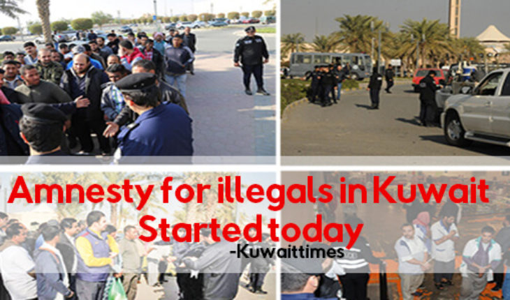 Relief for Indian workers as Kuwait announces amnesty