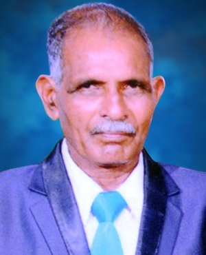 OBITUARY: Lawrence D'Souza (71) Pamboor