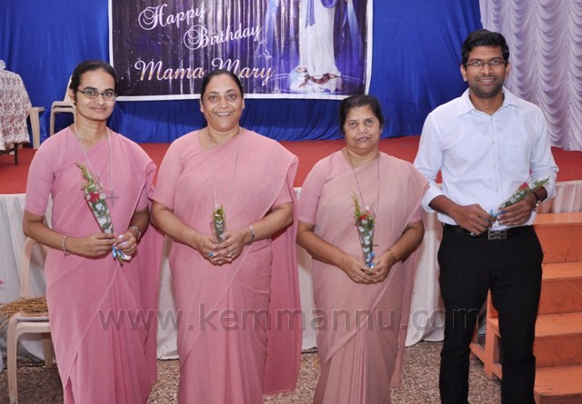 Monti  fest celebrated by Konkani Catholic Welfare Association,  Bhayanda
