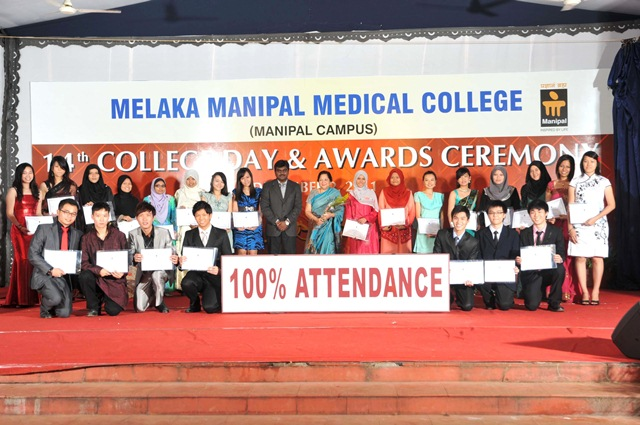 Melaka Manipal Medical College (Manipal Campus) celebrates 14th Annual Day