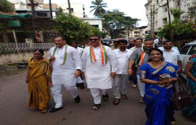 Congress Party Launches 'Mane Manege Congress' Campaign in Mangaluru