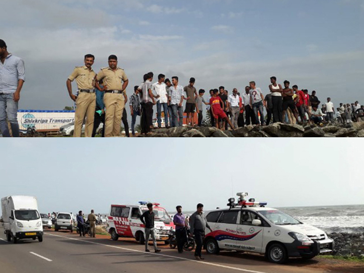 Youth drowns at Maravanthe beach