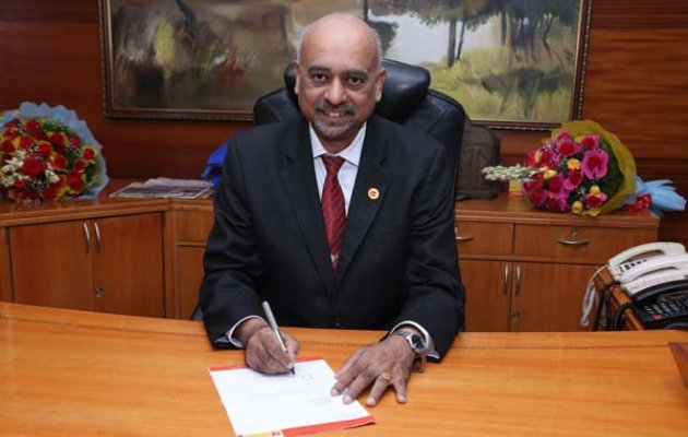 Former Bank of India CEO, Melwyn Rego Assumes Charge as CEO of Syndicate Bank