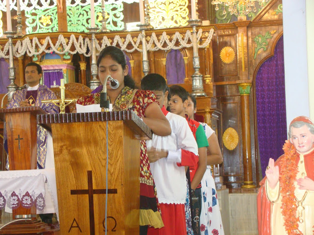 Milagres C Ward of Milagres Cathedral celebrated Annual Fest - images