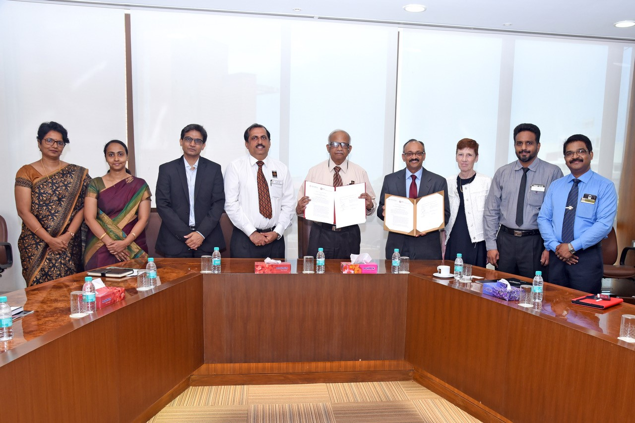 MAHE Signs MoU with US University
