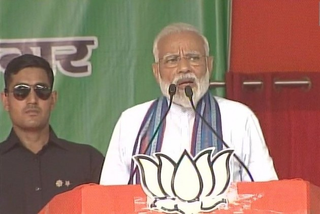 'Your Father's Life Ended As Bhrastachari No 1': PM Modi Attacks Rahul Gandhi