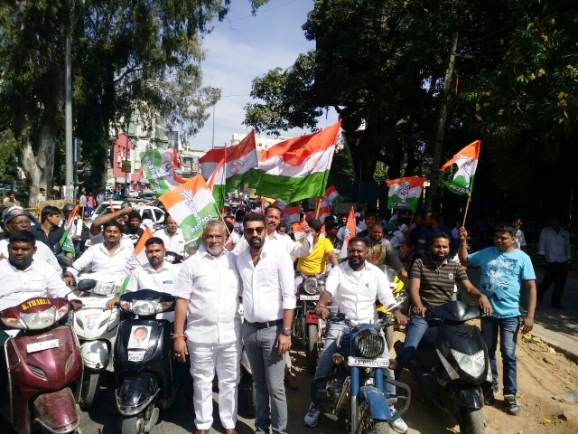 Mohammed Haris Nalapad elected as General Secretary of youth congress – Bangalore City