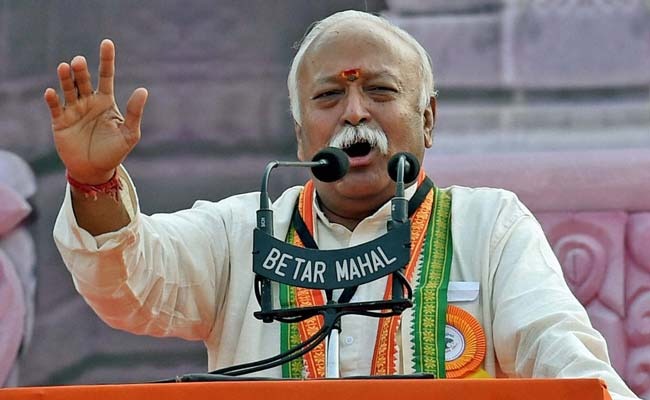 Conversion Was Behind Mother Teresa's Service: RSS Chief Mohan Bhagwat