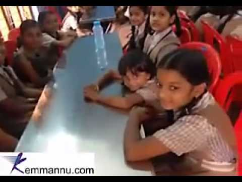 Midday Meal Scheme at Mount Rosary, Kallianpur