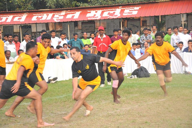 Mulund Friends Organised Kabbaddi Tournament-2012