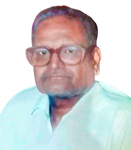 Senior Journalist & Publisher Muralidhara Anantha Shingle has died
