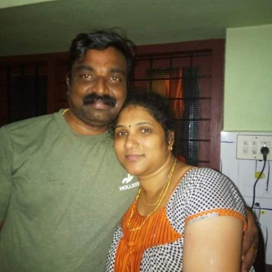 Keralite, who saw her husband die on video, flies home