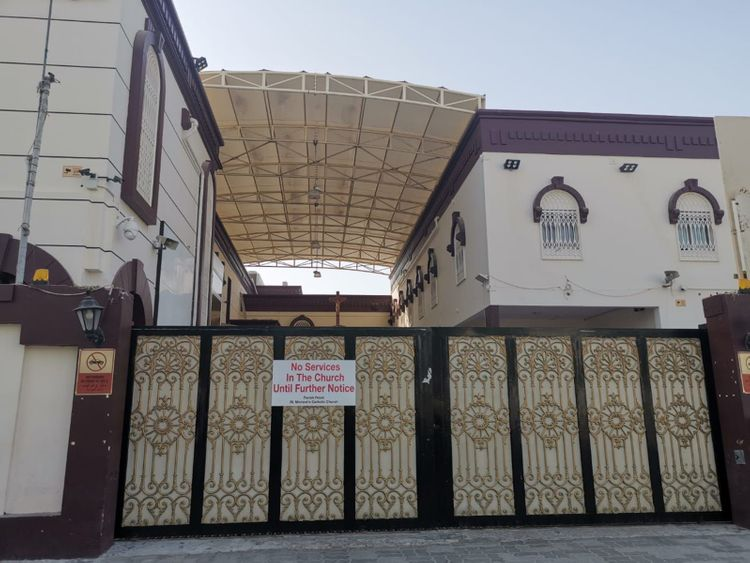 Coronavirus: UAE churches not yet open; waiting final word from authorities