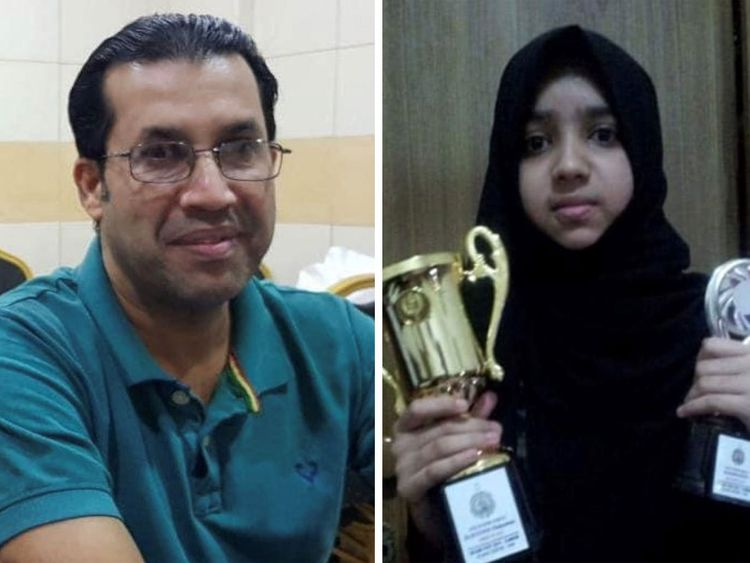 Indian family's holiday turns tragic in UAE as father, daughter drown off beach