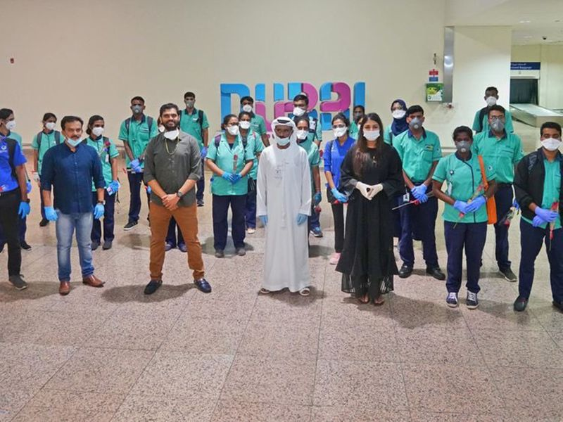 Meet Indian nurses deployed in UAE to fight COVID