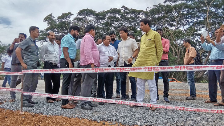 Gurpur bridge to be done by next year: Nalin