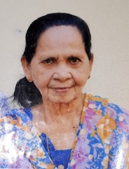 Obituary: Mrs. Nancy Baretto (82 years), Mount Rosary, Kallianpur