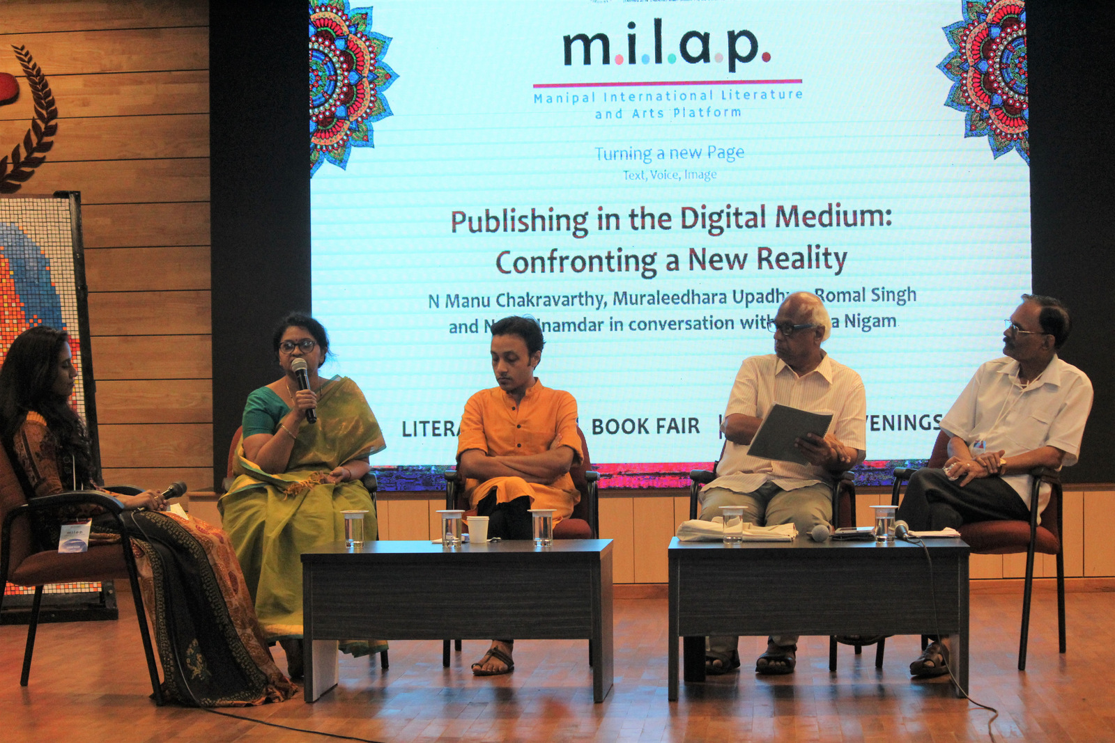 2019 edition of MILAP end with lively discussions