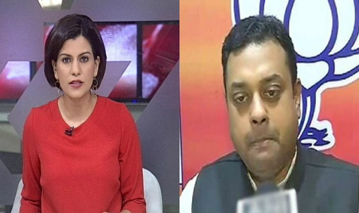 NDTV journalist Nidhi Razdan throws BJP spokesperson Sambit Patra out of show over defamatory statement (Watch video)