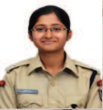 Nisha James IPS newly appointed as District Superintendent of Police (SP)