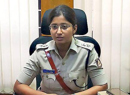 Nisha James IPS takes charge as new Superintendent of Police (SP) of Udupi district