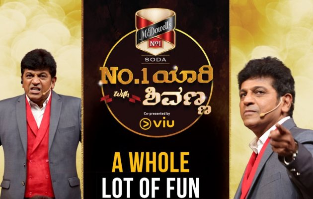 Viu and Star Suvarna Launches McDowell's No1 Soda No.1 Yaari with Shivanna