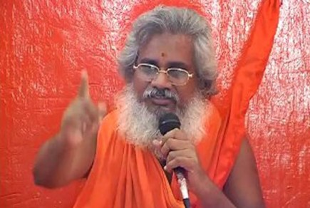 Hindu religious leader arrested for hate speech
