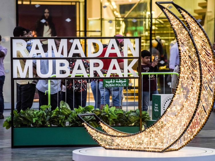 UAE announced: Ramadan 2020 starts tomorrow, Friday