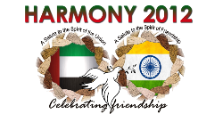 UAE National Day: Harmony 2012 on the 29th November