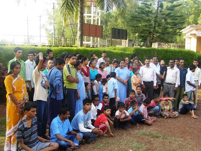 UCA membersobserved children's day with Manasa Spcl children's