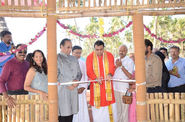 Canara Beach Restaurant Inaugurated at Bengre, Kemmannu.