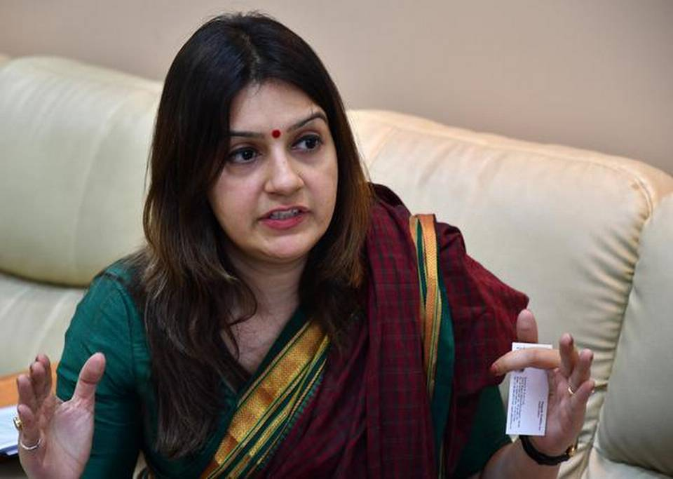 Priyanka Chaturvedi quits Congress