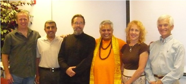 "Christian-Muslim-Hindu-Buddhist-Jewish-Atheist leaders discuss ""God"""