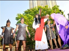 Holy Trinity Church Powai Organised - The Way of the Cross – Live