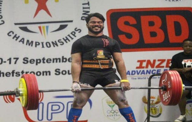 Mangaluru Resident Wins Gold Medal in Commonwealth Bench Press Championship