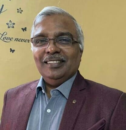Prof. Rajan V. N. elects as President of the Association of Private College Principals' of Mangalore University