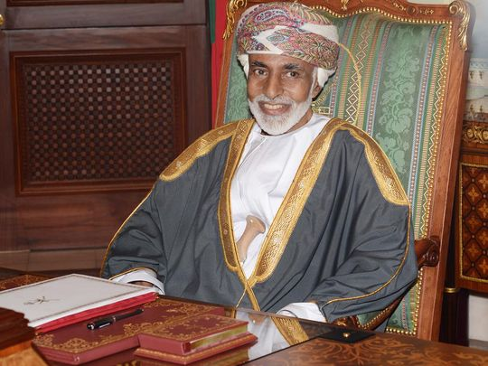 His Majesty Sultan Qaboos of Oman passes away