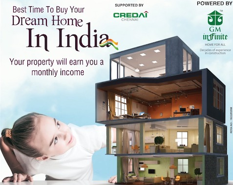 REALTY INDIA EXPO 2018 IN DUBAI ON 11TH & 12TH MAY
