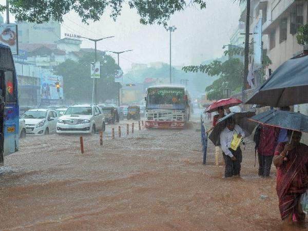 Heavy rain forcast : District administration declares holiday for schools and colleges on Saturday