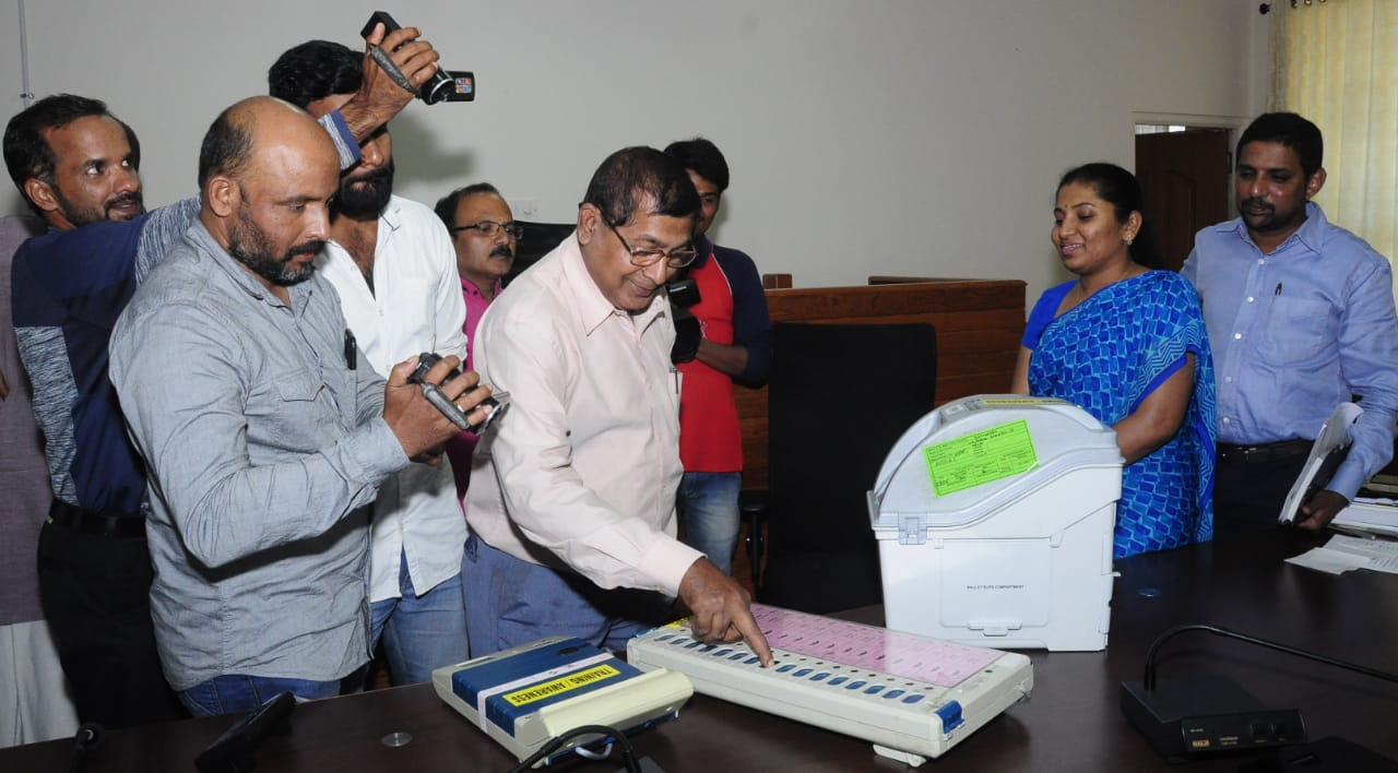 District Administration fully prepared for upcoming Lok Sabha elections - Deputy Commissioner