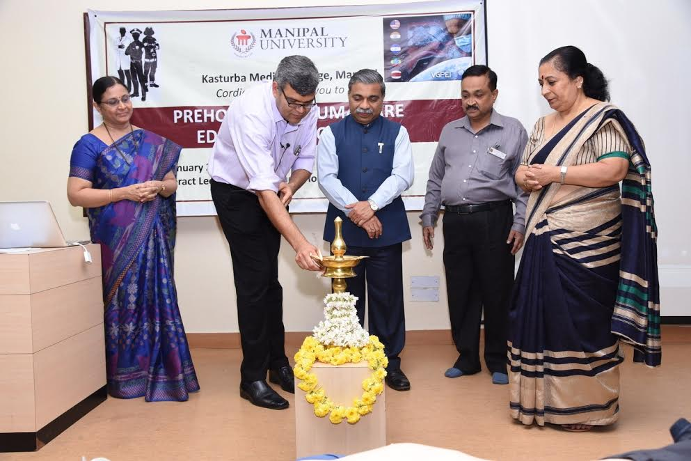 Workshop trains people to handle pre-hospital emergencies, first ever in Karnatka