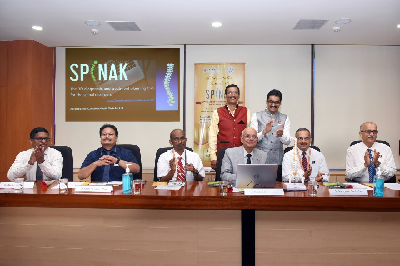 MAHE launches cost effective diagnostic tool for spinal disorder