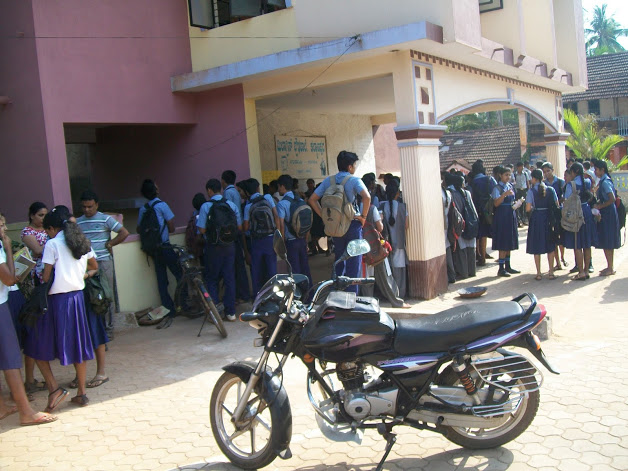 SSLC Examinations starts - first day first language Exam.